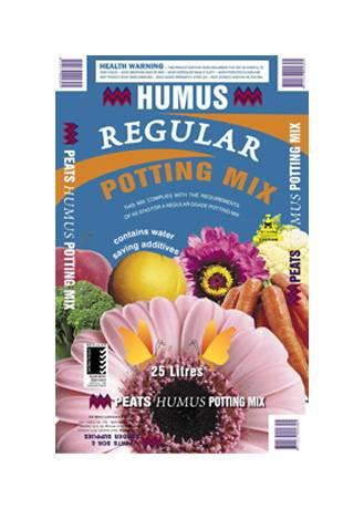Humus Potting Mix